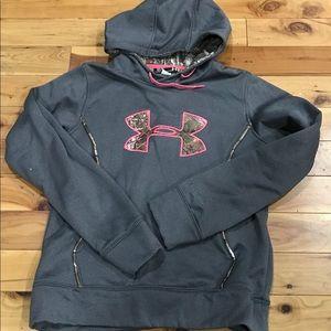 Under amour hoodie